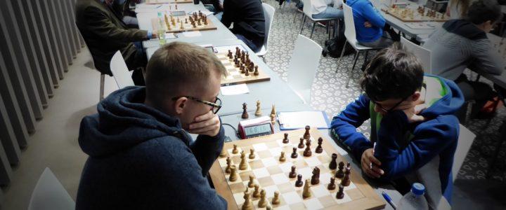 Weekend 28-29 grudnia na Varsovii (rundy III-VI)