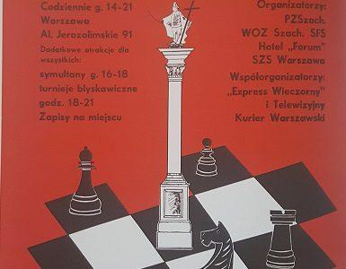 Plakat – 1983r