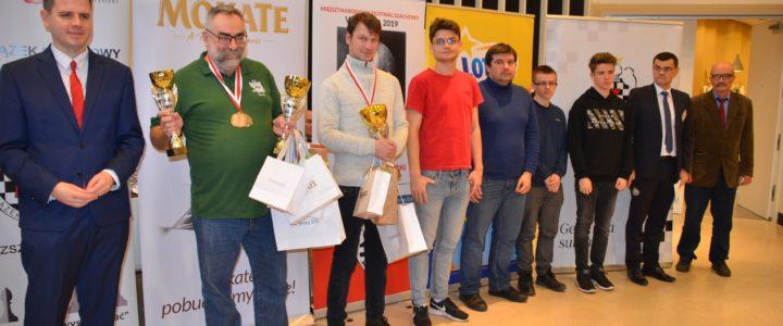 Alexey Kislinsky zwycięzcą Varsovii 2019